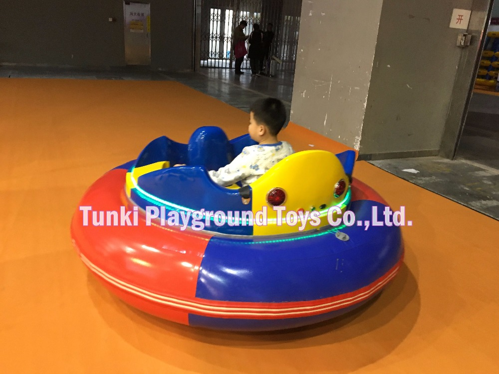Amusement Park Kids Battery Bumper Car