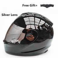 Motorrad Helm Männer Chopper Roller Cruiser Volle Gesicht Helm Touring Motorrad Helm Männer Frauen Racing Straße Moto Casco