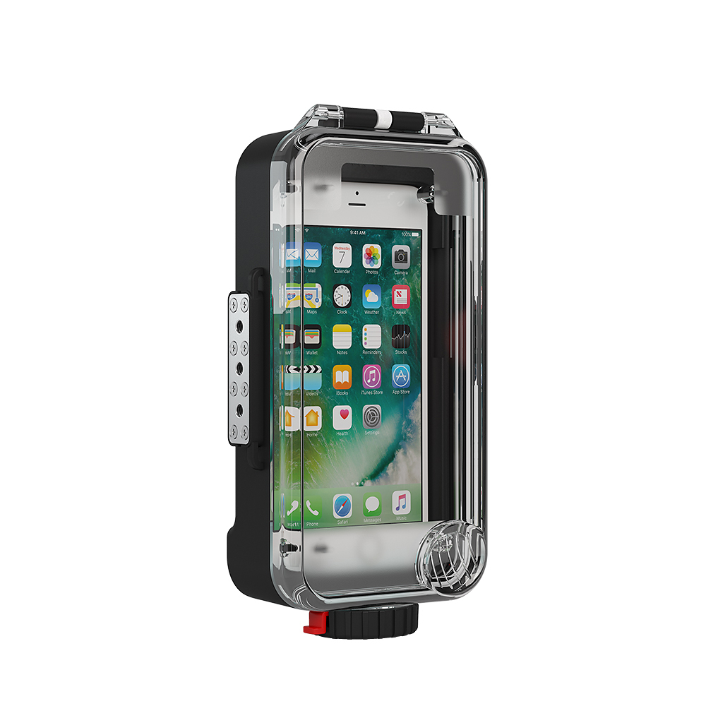 Universal Waterproof case For Xiaomi Mi 8 A2 Lite A1 9 Mi8 Mi6 Mi9 SE 9t Pro Pocophone F1 Cover Photo Diving housing Underwater - 6