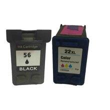 Картридж для принтера hp 56 22 xl officejet 5610 j5500 j5508