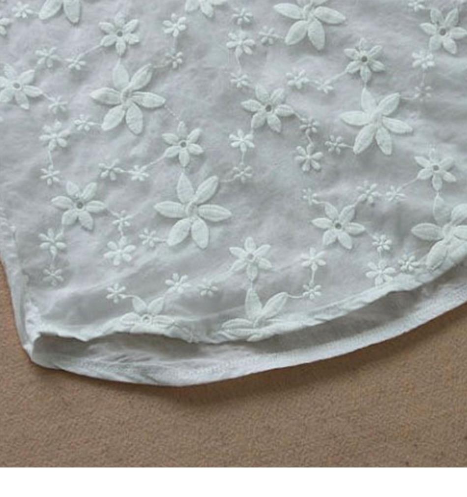 White Blouse shirts