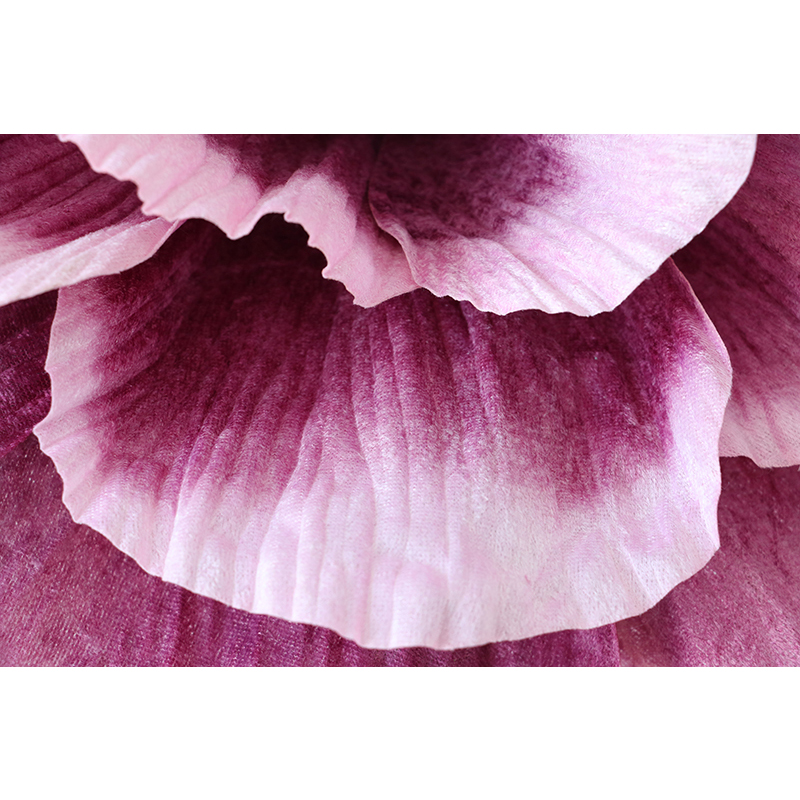 30 / 50cm umjetno cvijeće ruža veliki umjetno cvijeće pozadina - Za blagdane i zabave - Foto 3