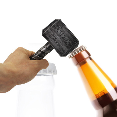 Beer Bottle Openers Hammer Of Thor Shaped Bottle Opener For Dinner Party Bar