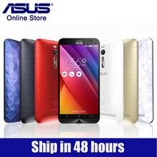 Asus ZenFone 2 ZE551ML 2 ГБ RAM 16 ГБ ROM 5.5 дюймов смартфон 4 Г LTE Android 5.0 Четырёхъядерный Intel Z3580 1.8 ГГц NFC 6 Цвета в наличии сотовые телефоны