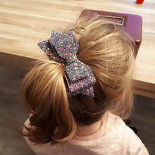 Bow Embellished Hair Clip