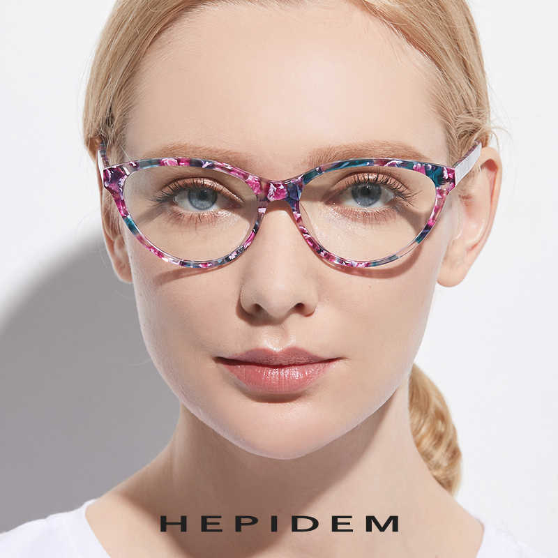 192a0e4bf ... Acetate Optical Eyeglasses Frame Women Brand Designer Cat Eye  Prescription Eye Glasses 2019 New Cateye Spectacles ...