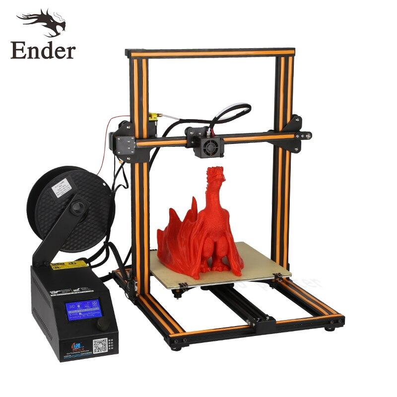 CR-10 imprimante 3D Kit 300*300*400mm grande taille dimpression Prusa i3 imprimante 3D n 1.75mm 200g Filaments comme cadeau Creality 3DCR-10 imprimante 3D Kit 300*300*400mm grande taille dimpression Prusa i3 imprimante 3D n 1.75mm 200g Filaments comme cadeau Creality 3D