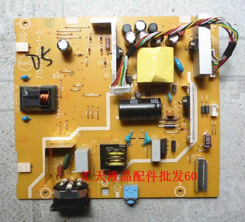 Free Shipping>Original   V193W  V223W power board 715G3350-1-3 high pressure-Original 100% Tested Working free shipping 715g2538 1 ace e2209w v203h 193w high pressure board 100% tested working