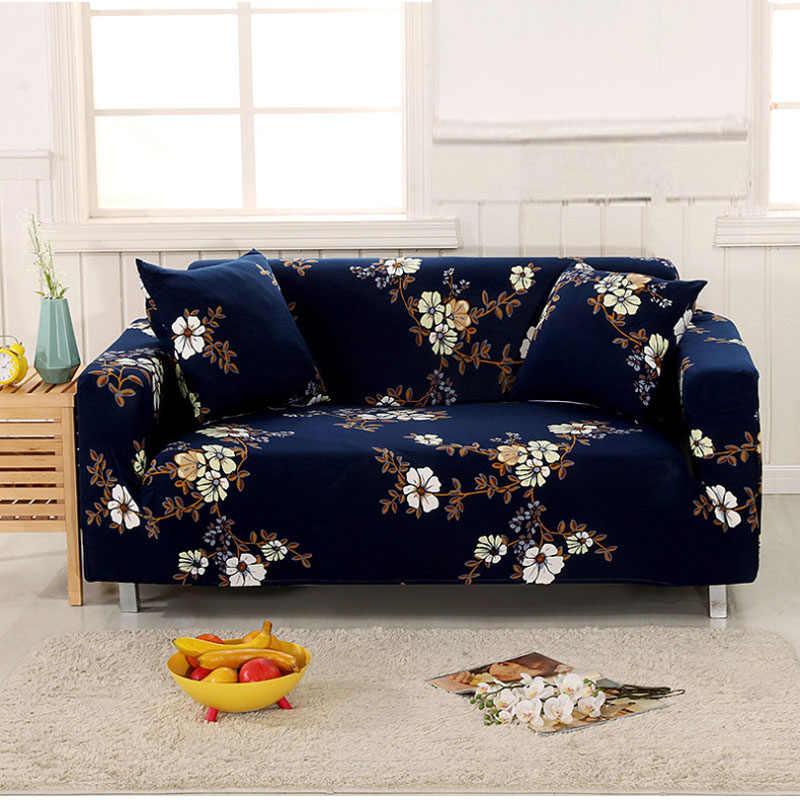 Capas de sofá para Sala de estar Sofá Toalha Envoltório All-inclusive de Alta Elástica Sofá Slipcover Sofá Capa 1/2/3/4 Seaters Transporte da gota