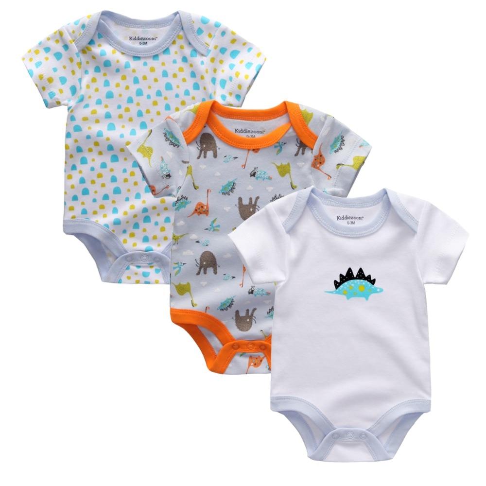 2017-New-baby-girls-jumpsuits-baby-bodysuits-3pcslot-cotton-newborn-wholesale-short-sleeve-baby-boys-clothing-set-1