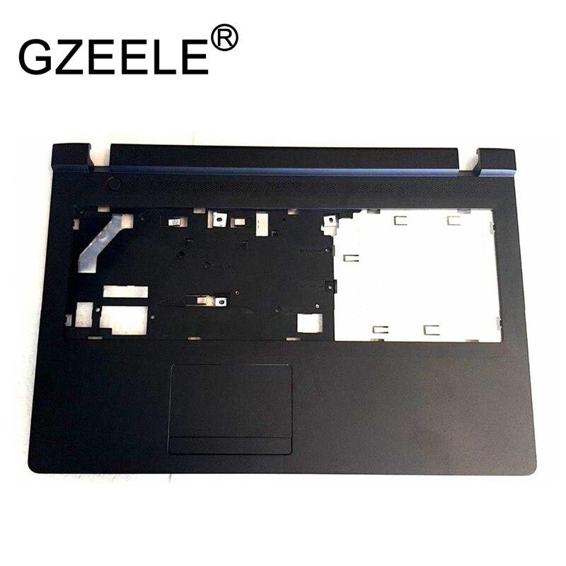 GZEELE NEW FOR Lenovo Ideapad 100-15 100-15IBY B50-10 Upper Palmrest Top Case Cover 5CB0J30726 AP1ER000300 Keyboard Bezel Black