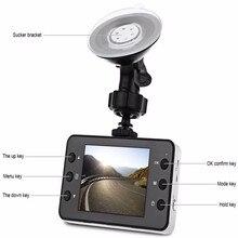 FHD Car DVR Black Dashboard Night Vision Camera