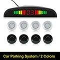 [Unbeatable At $X.99] Car LED Parking Sensor Assistance Reverse Backup Radar Monitor System Backlight Display+4 Sensors 6 colors