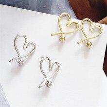 European and American fashion earrings metal geometry declaration statement women fine vintage jewelry wholesa