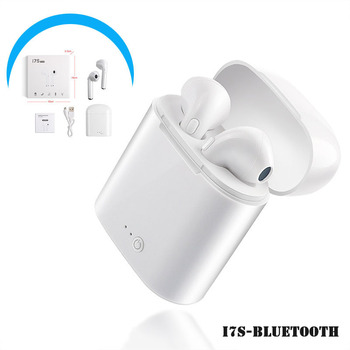 3D Surround Sound System Portable Hands-free Earphones TWS 5.0 Wireless Bluetooth Headphones Stereo Earbuds Magnetic Charging