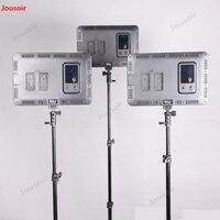 Fill light recording video studio fill light SLR camera fill light LED camera lamp Set CD50 T03