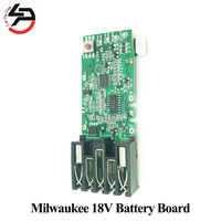 18V M18 Milwaukee Replacement PCB Board Electric Power Tool Lithium Battery Protection Circuit Board