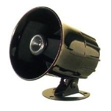 12V 24V 220V 626 сирена Рог открытый с планкой для защиты безопасности дома Системы GSM сигнализация Системы s громко звуковая сирена
