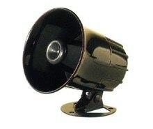 12V 24V 220V 626 syrena alarmowa róg na zewnątrz z uchwytem do domu System ochronny zabezpieczający systemy alarmowe GSM głośno dźwięk syreny