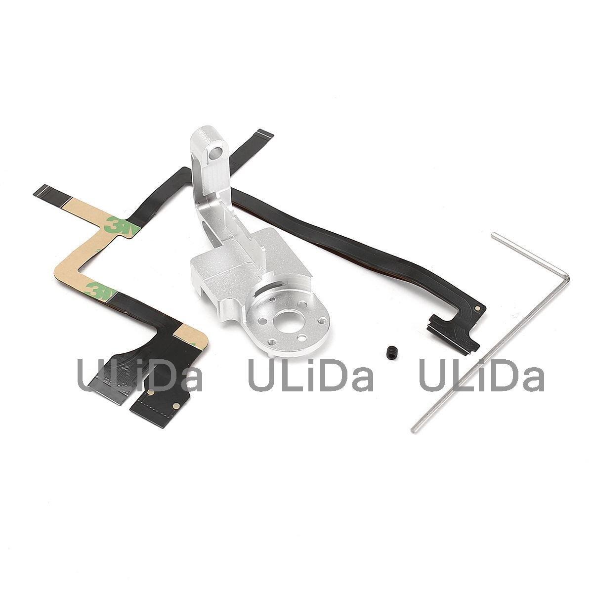 DJI Phantom 3 Professional/Advanced Gimbal Yaw Arm +Ribbon Cable kit + screw
