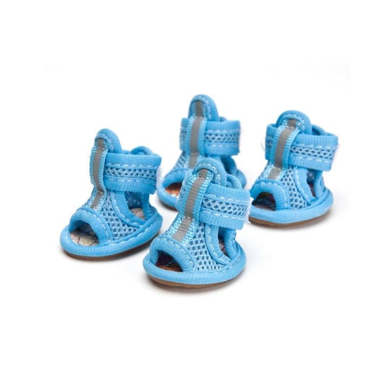 4pcs-lot-Hot-Sale-Casual-Anti-Slip-Small-Dog-Shoes-Cute-Pet-Shoes-Shoe-Spring-Summer