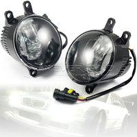 2pcs Super Bright Car Styling Universal LED Daytime Running Lights Fog Lamp Bulb DRL White Wholesale