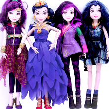 Genuine New style Princess Descendants monster Doll Moveable Joint children best gift Wholesale fashion dolls(China)