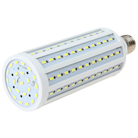 E27 26W 132 X 5730 SMD LED Light Super Bright Warm White White Light Corn Bulb
