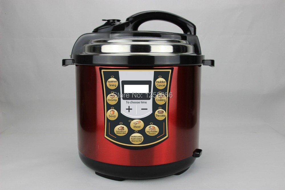 high quality cheap price pressure cooker soup pot porridge ...