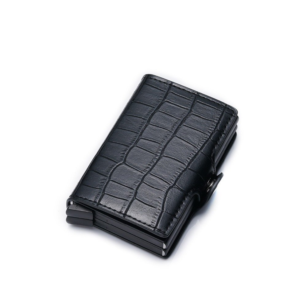 Image 3 - New Card Holder RFID Blocking Aluminium Business ID Credit Card 