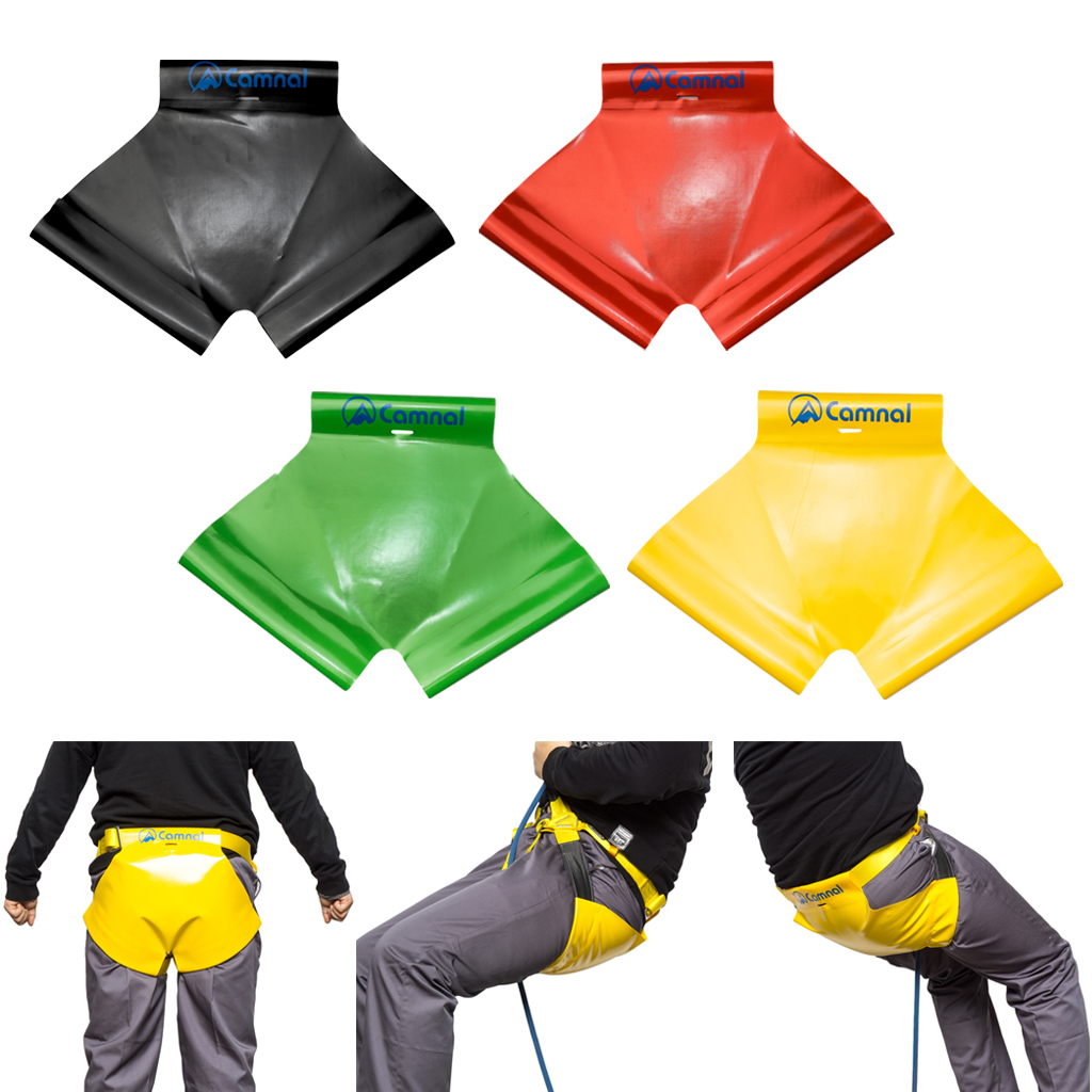 Climbing Butt Safety Harness Half Body Harness For Mountaineering Fire Rescuing Rock Climbing Outdoor Activities Accessories