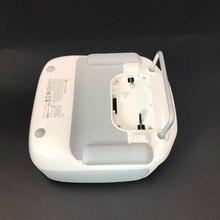 Carcasa inferior del mando a distancia para DJI Phantom 4, piezas de repuesto originales, accesorios de reparación de drones