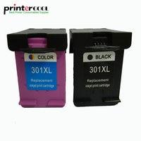 einkshop 301 XL Refilled Ink Cartridge Replacement for hp 301xl for HP Deskjet 1000 1050 2000 2050 2510 3000 3054 printer