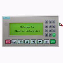 OP320-A v8.0q md204l 4.3 polegada exibição de texto hmi suporte 232 485 portas comunicação nova oferta OP320-A-S