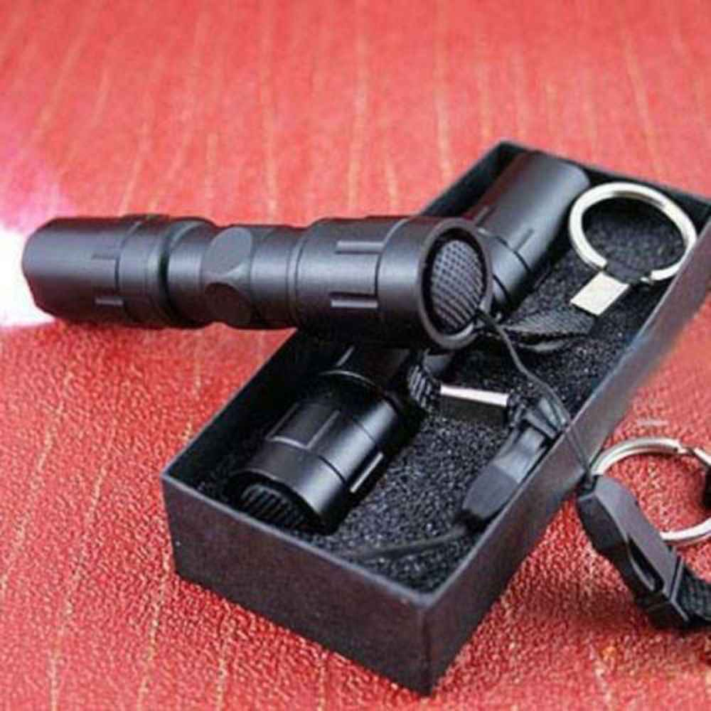 New Arrival Mini Portable Pocket LED Light Rechargeable Torch Lamp Flashlight Waterproof Torches Dropshipping Hot Sale