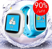 GPS watch with Touch Screen Positioning Smart Watch Children SOS Call Location Finder Device Tracker Kid Safe Anti Lost Monitor