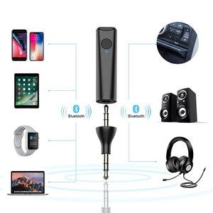 Image 3 - Bluetooth 5.0 Stereo Senza Fili Vivavoce Audio Adapter Per Bose Tranquillo Comfort 25 35 QC25 QC35 OE2 OE2i AE2 AE2i AE2w cuffie