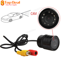 New Mini 28mm HD 9 IR Night Vision Vehicle Auto Car Rear View Reverse Camera Rearview