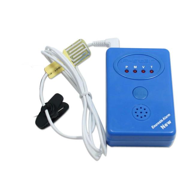 Nuevo Azul de Alarma de Orina Enuresis Enuresis Enuresis Alarma Bebé Adultos Sydney