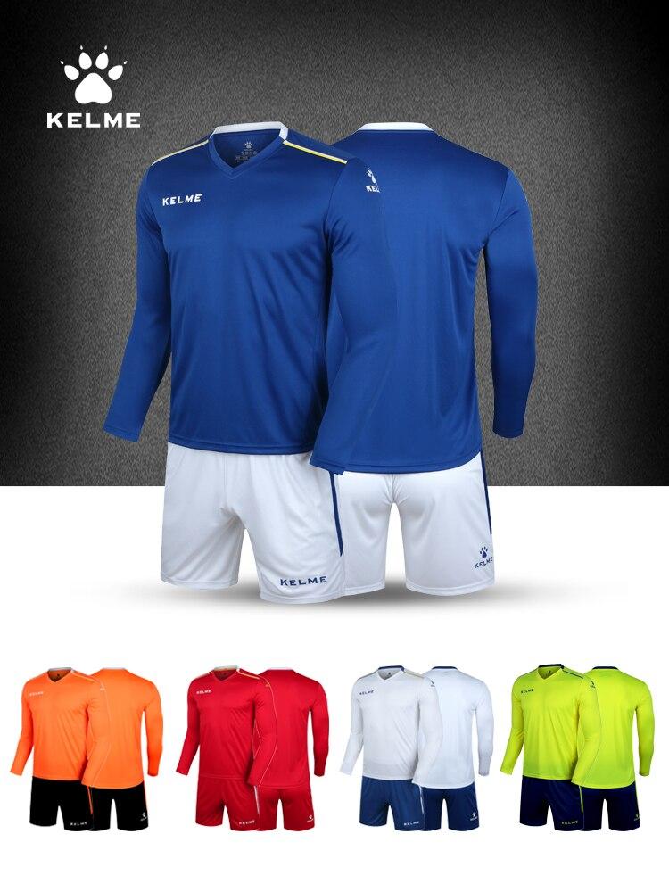 Survetement Football Enfant New Men Soccer Jerseys Training Football Survetement Mens Long Sleeve Maillot Shirt K16z2004l