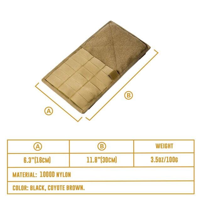 OneTigris Multi-pocket Visor Panel Car Sun Visor Organizer CD Bag Auto Accessories For Travel Kits 3