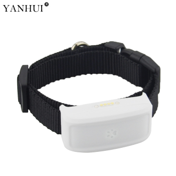 High Accuracy Small Pet GPS Tracker TK911 for Dogs Cat Tracking Device Locator with Pet collar History route playback Waterproof 1