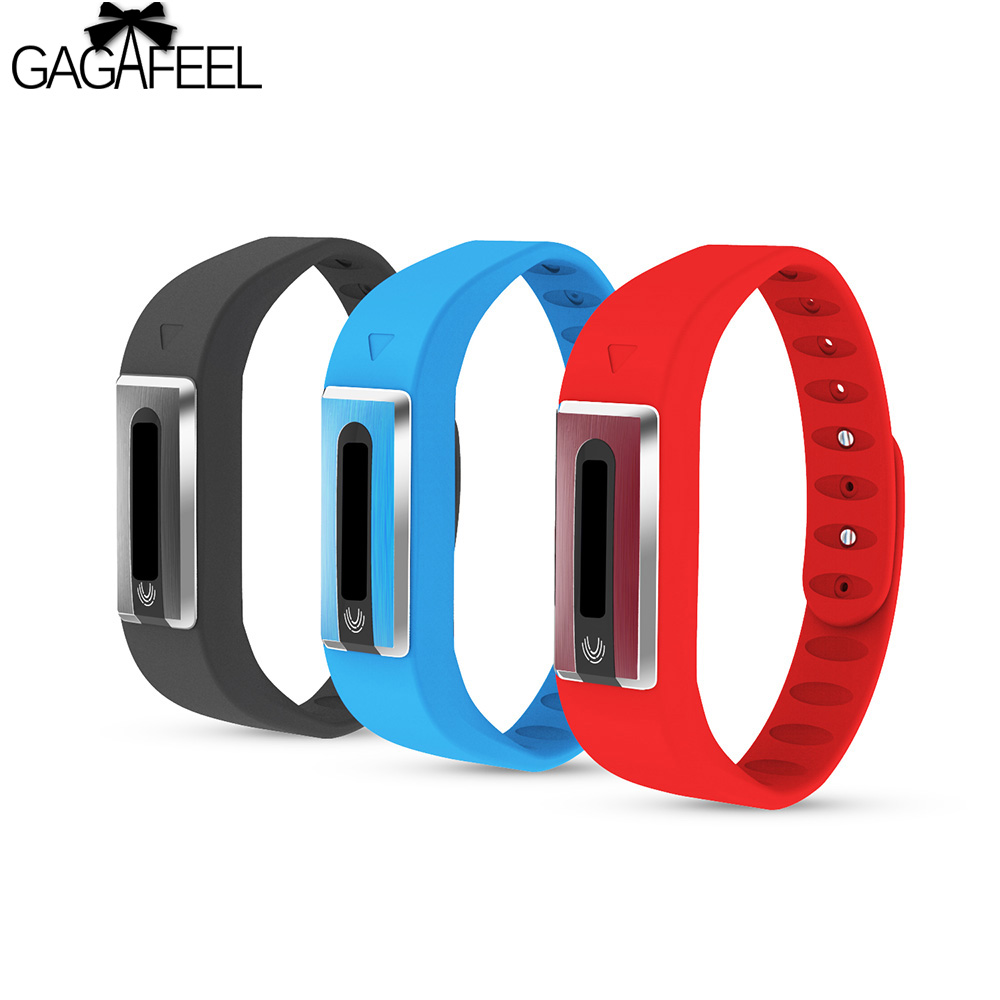 GAGAFEEL Smart Bracelet for IOS iPhone Android Heart Rate Monitor Sport Smart Watches with Smart Camera for Women Men ID Watch relojes smart watch outdoor sport watch with heart rate monitor and compass waterproof watches for apple ios android one gift
