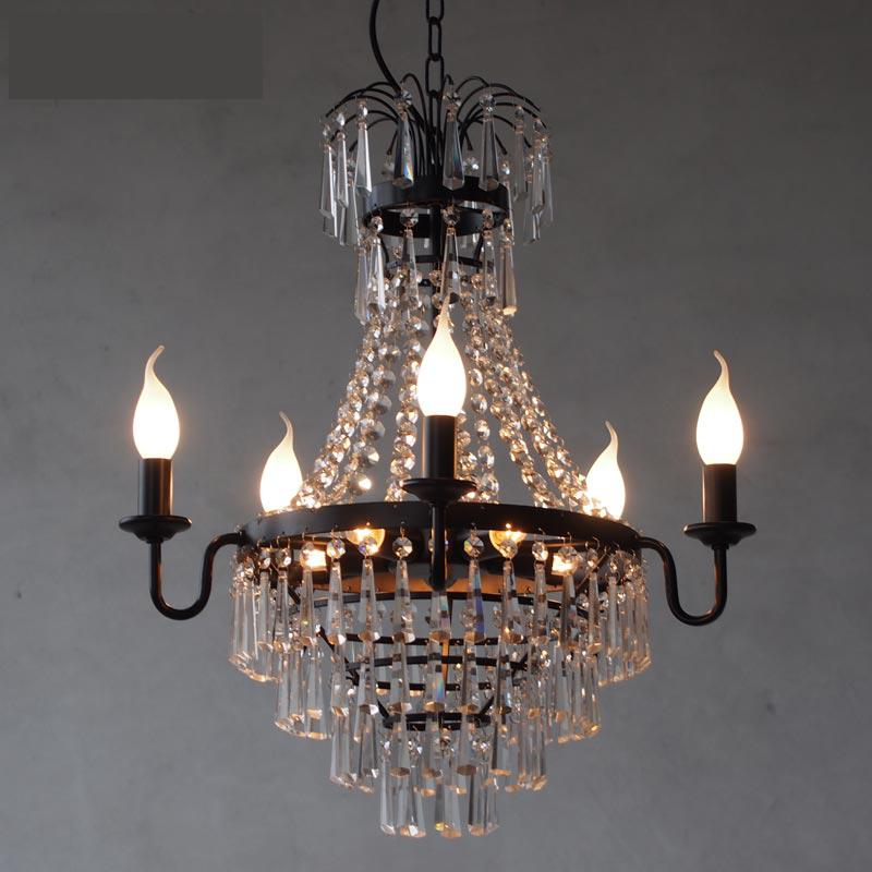 Antique Candle Chandeliers Champagne Crystal Chandelier: 10 Arms Large Antique Chandelier Villa Star Hotel Luxury