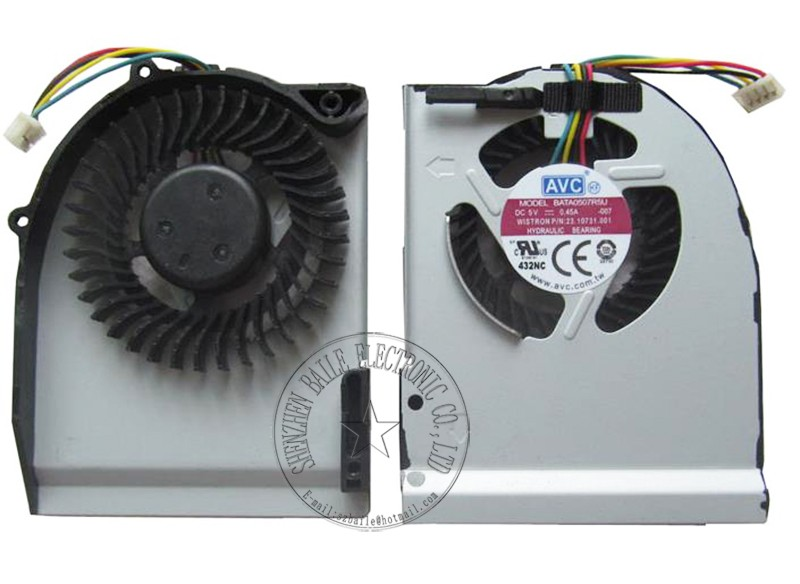 Cooling fan for lenovo T420 T420S T420i CPU fan, New genuine for Thinkpad T420 T420S laptop cpu cooling fan cooler Good quality cpu laptop cooling fan for fujitsu siemens amilo d1840 d1840w d1845 bi sonic bp541305h cooling fan dv 5v 0 36a round fan