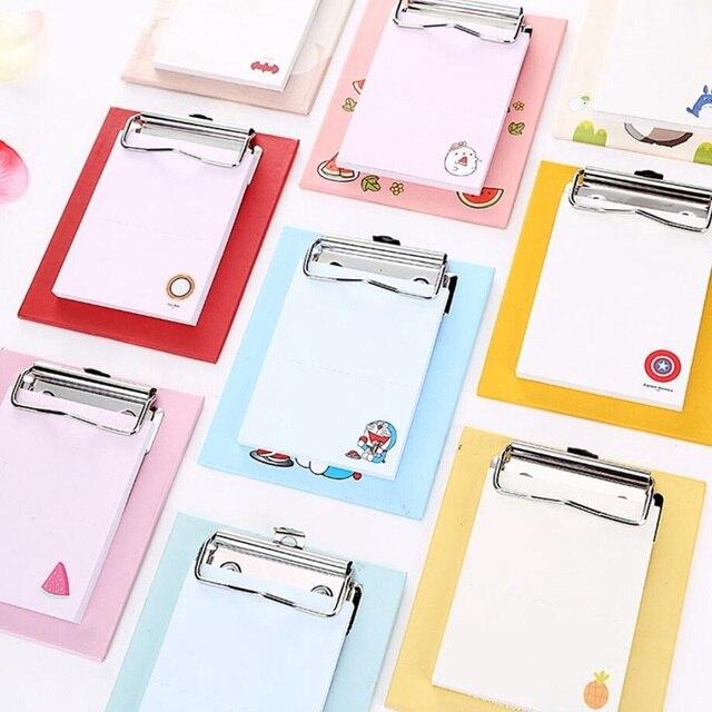 Puede rasgar Cuadernos de notas kawaii material escolar de dibujos ...