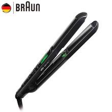 Braun Tóc Ép Tóc ST730 Hair Curler & Hair Straightener Protector Styling Tools Với Nhanh Chóng Khởi Hiệu Suất Nhiệt