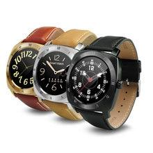 "DM88 Business Smartwatch 1,22 ""IPS TFT Touchscreen Bluetooth 4,0 USB 2.0 Pulsmesser Schrittzähler PSG Sitzende Smart Uhr"