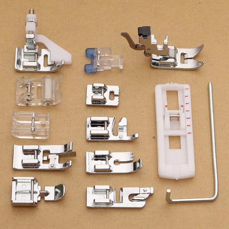 Nagykereskedelmi 13Pcs elektromos varrógép Alacsony szárú - Művészet, kézművesség és varrás