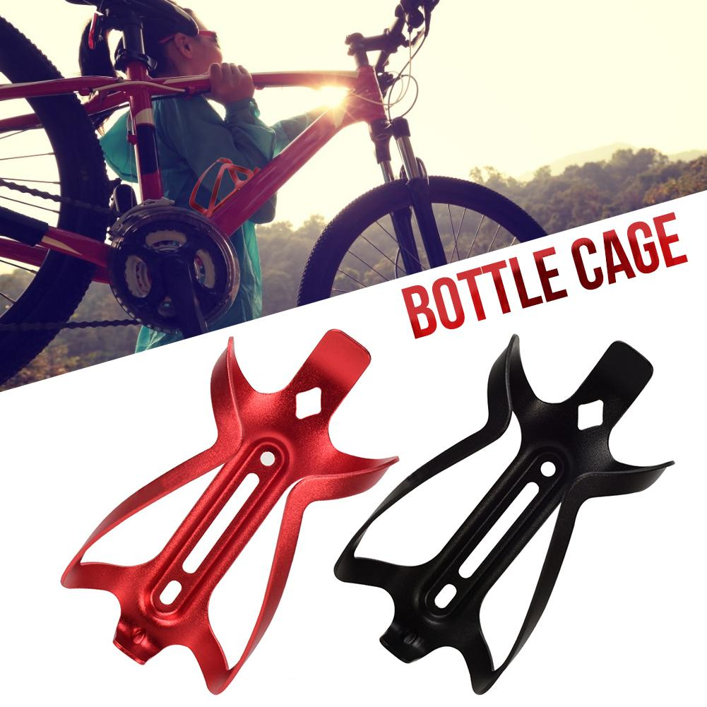 Bicycle Water Bottle Cage Drink Cup Holder Rack Mountain Bike Cycling MTB Parts